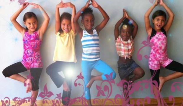 Kids Yoga…. What is all the fuss about ? by Brenda Stevens