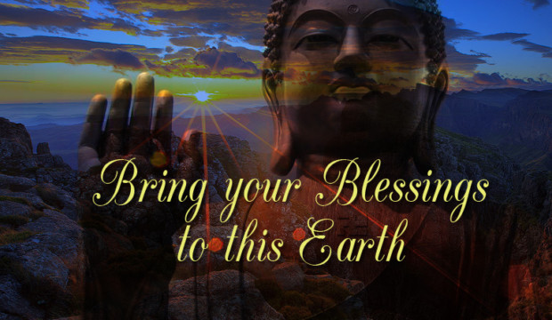 Bring your Blessings to this Earth by Jack Kornfield