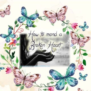 How to Mend a Broken Heart by Marisse Lee