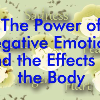 The Power Of Negative Emotions And Effects On The Body – Physical Pain And The Effects On The Mind by Fransesca Gasparre