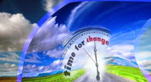 Time for Change by Glynis Brits