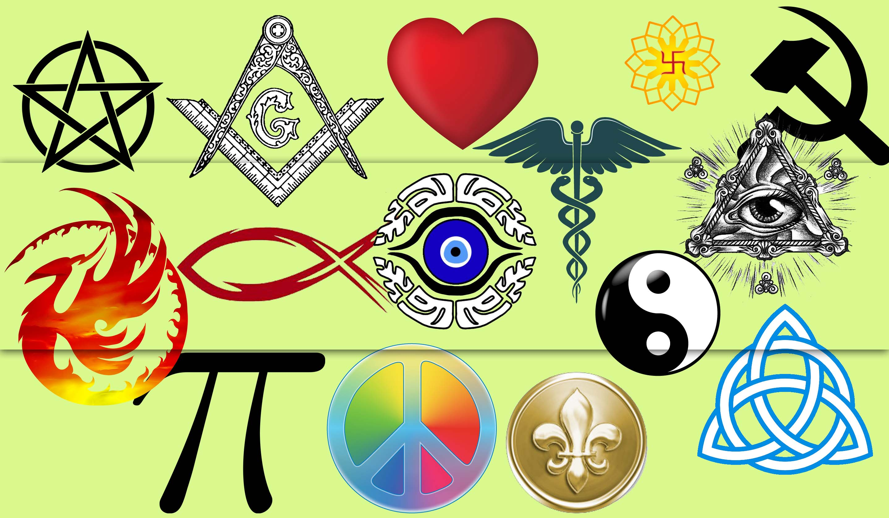 Well Known Symbols And Their Meanings Spirit Connection