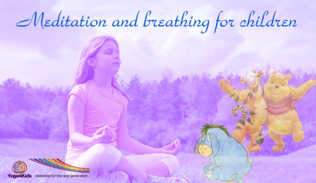 Meditation and Breathing for Children