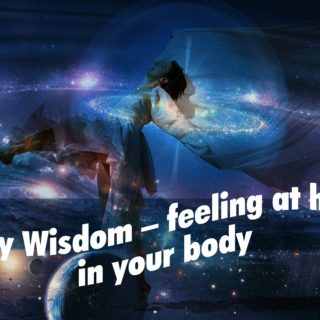 Body Wisdom – Feeling at Home in your Body by Wendy from Wise Living