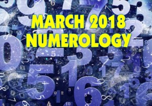 March 2018 Numerology by Athelé Oosterbroek