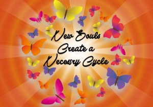 New Souls Create a Necessary Cycle by Glynis Brits