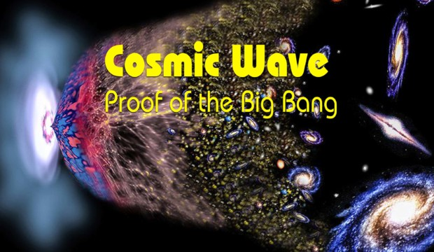 The First Wave – Evidence of God's hand in the Big Bang by Glynis Brits