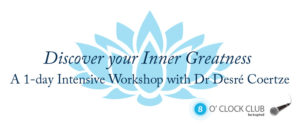 Discover Your Inner Greatness @ The Spiritual Centre   Cape Town   Western Cape   South Africa