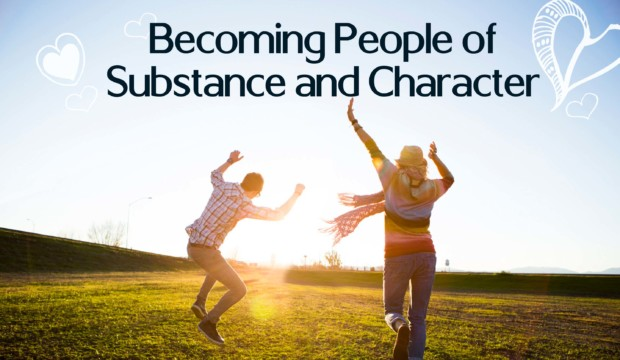 Becoming People of Substance by Glynis Brits