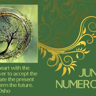 June Numerology Insights by Athele Oosterbroek