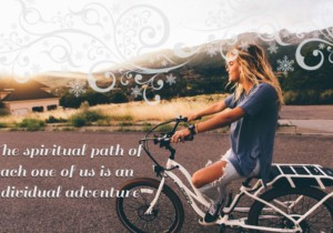 The Spiritual Path of each one of us is an Individual Adventure by Glynis Brits