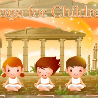 Yoga for Children by Suzie Manson