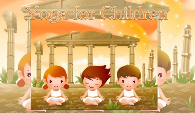 Yoga for Children by Suzie Manson