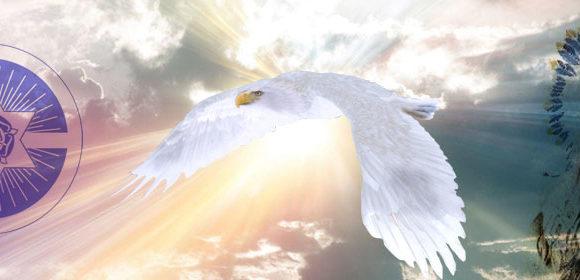 White eagle teaching