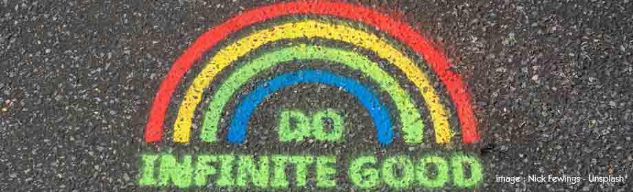 Do infinite good
