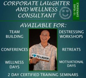 2 Day Certified Laughter Coach Course @ On Zoom