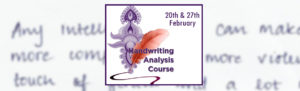 Handwriting Analysis Course @ Glynis House
